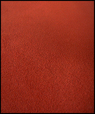 Knoll Ultrasuede Navajo Red
