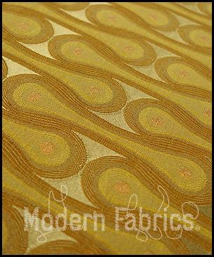 Maharam Design 9297 004 : Ocher by Josef Hoffmann