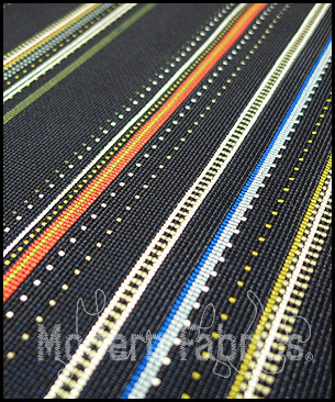 Maharam Point by Paul Smith 466090 02 : Black and Coral