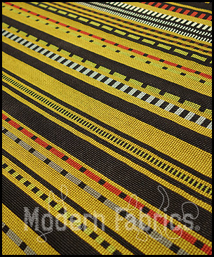 Maharam Point by Paul Smith 466090 009 : Gold and Black