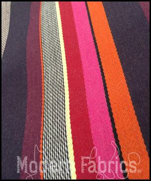 Maharam Stripes by Paul Smith 463980 010 : Melodic Stripe