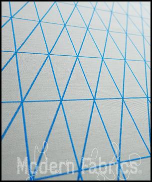 Maharam Bright Angle 466331–002 : Cyan