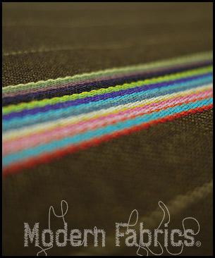 Maharam Bespoke Stripe by Paul Smith 463540 002 : Tobacco