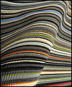 Maharam Stripes by Paul Smith Epingle Stripe Lead