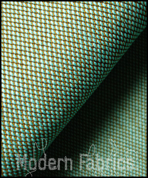 Maharam Steelcut Trio by Kvadrat 465906 : 845 (Green Tan Black)
