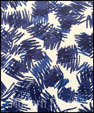 Vescom Scribble : Ink