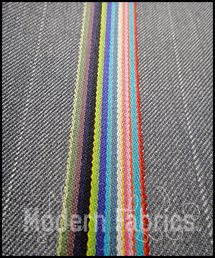 Maharam Bespoke Stripe by Paul Smith 463540 006 : Pewter
